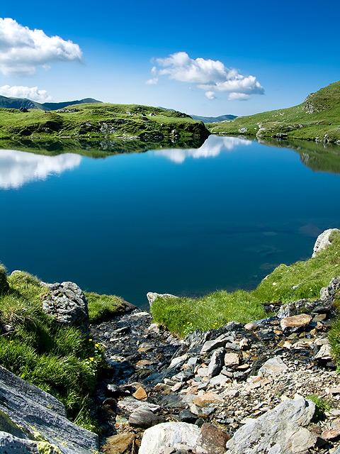 Lacul Capra (2250 m)