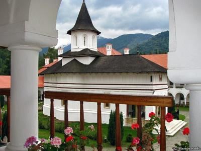 Mănăstirea Brâncoveanu - foto Marius Radu
