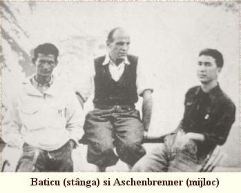 Baticu (stânga) si Aschenbrenner (mijloc)