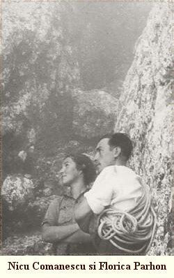 Nicu Comanescu si Florica Parhon
