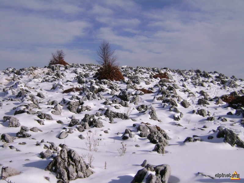 Doi straini intre pietre