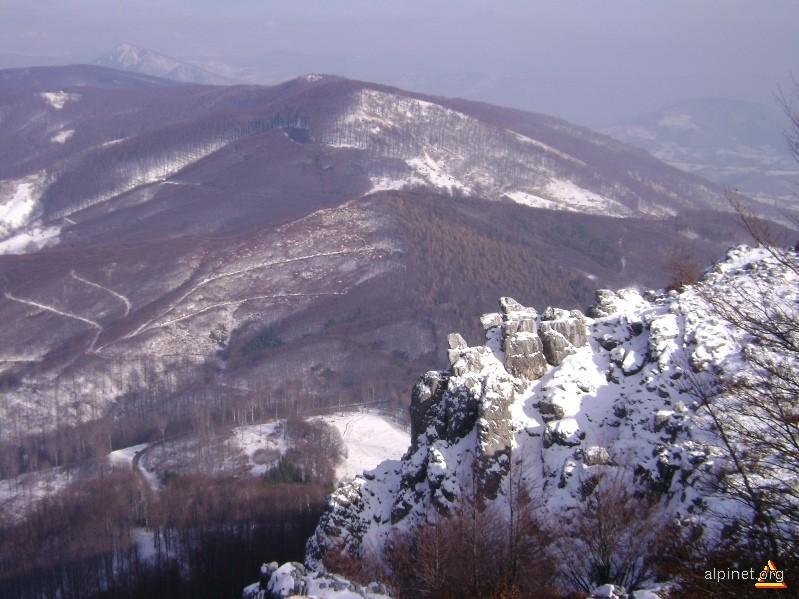 Vf. Cioaca Lacului (1150 m)
