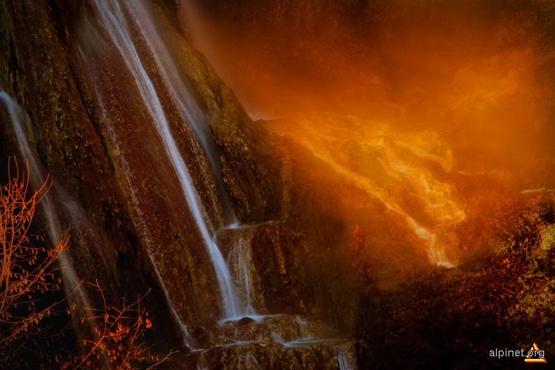 Theatric Symbolisation of Life / Burning Water