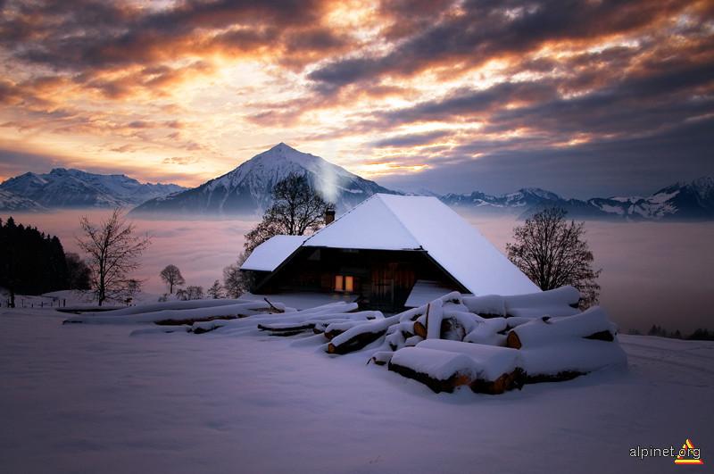 Poveste de iarna...