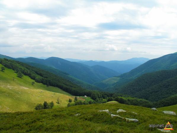 Spre Valea Cernei