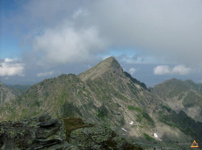 Vf Negoiu (2535 m alt.)