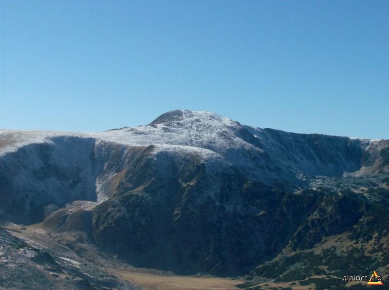 Vf. Setea Mare (2365 m alt.)