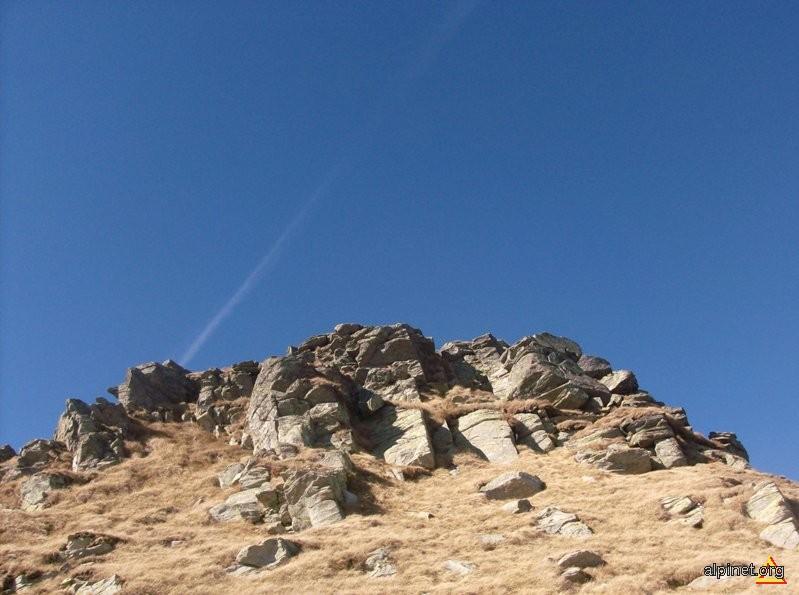 Vf. Urdele (2228 m. alt)-alta perspectiva
