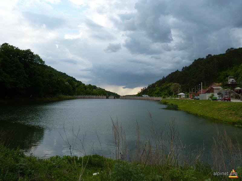 Lacul Mare din Oravita