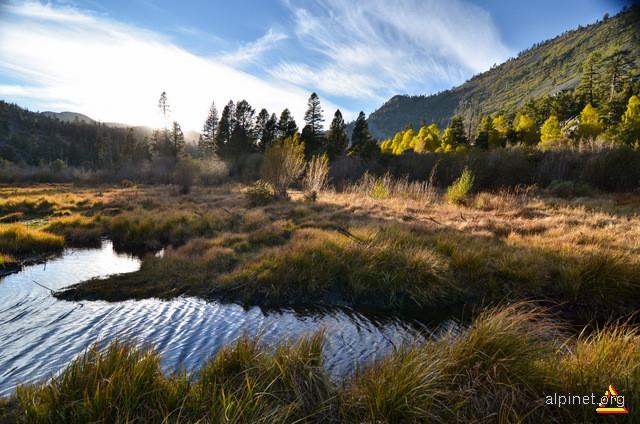Lily Lake - Sierra Nevada