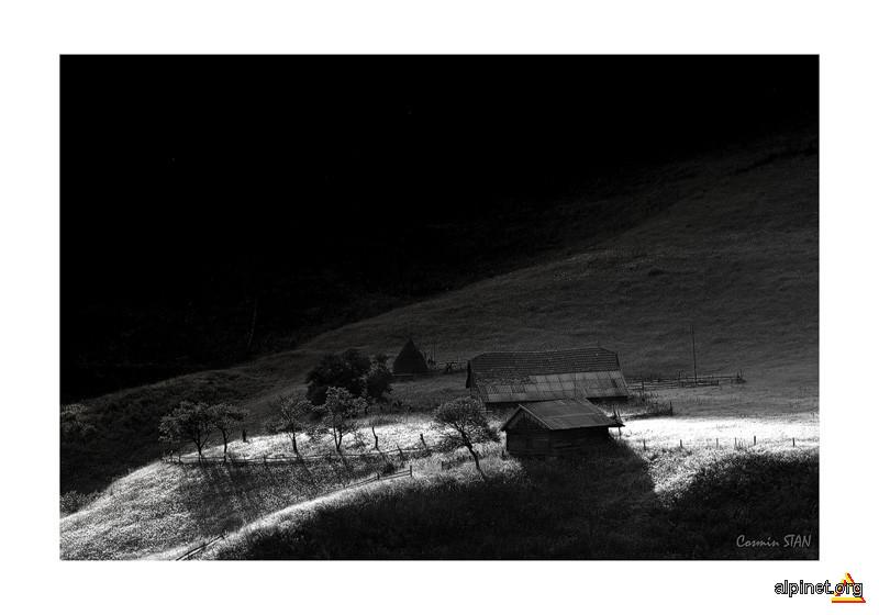 Între lumină şi întuneric