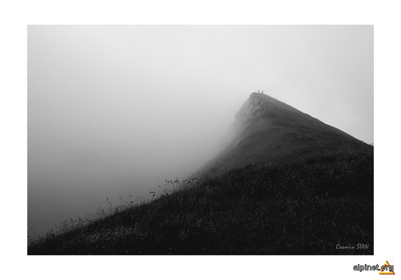 În ceaţa dimineţii