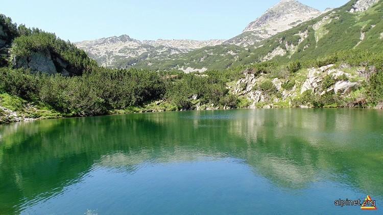 OKOTO LAKE - Bansko Munţii Pirin