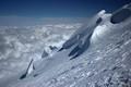 Mont Blanc. Gouter route.