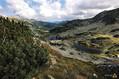 Peisaj tipic muntilor Retezat
