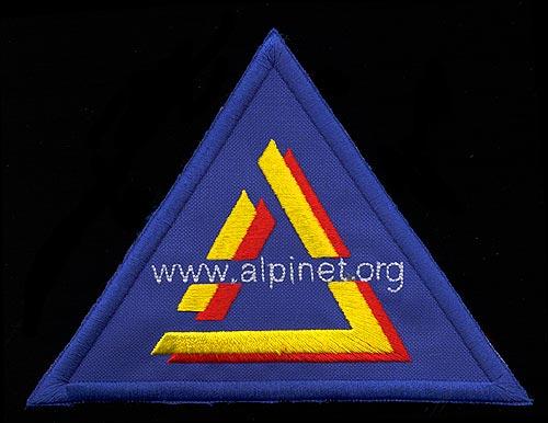 Emblema Alpinet