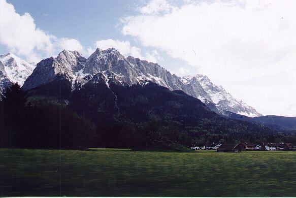 La Revedre Zugspitze