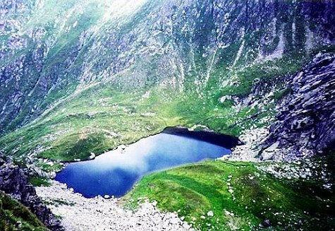 Lacul Podragel