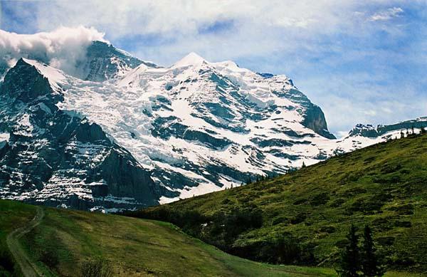4158m, Jungfrau