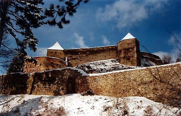 Cetatea Risnov