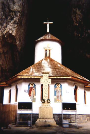 Biserica Schitului nou