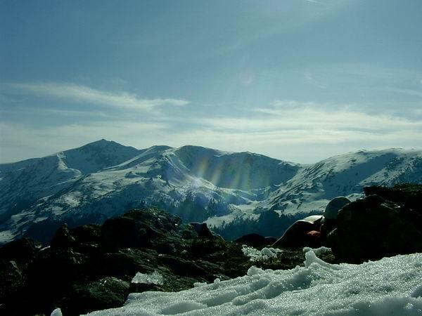 1Mai la munte
