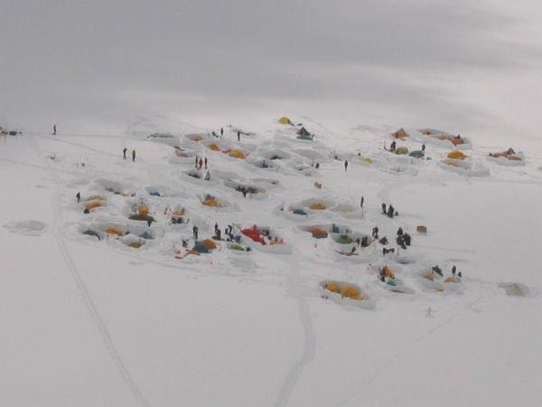 Expeditie Alaska 2004 - 4