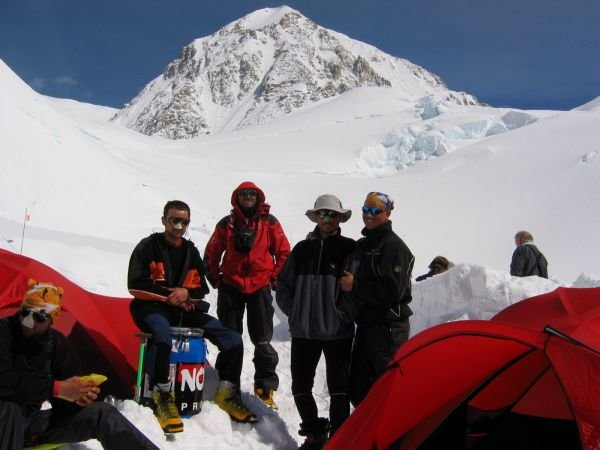 Expeditie Alaska 2004 - 3