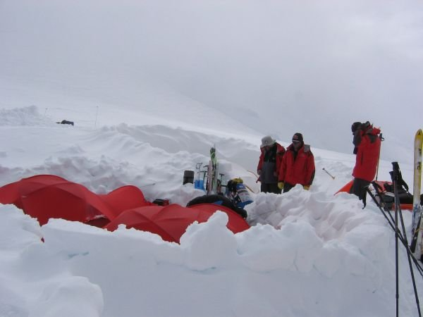 Expeditie Alaska 2004 - 1