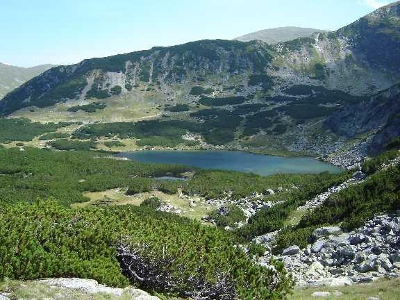 Lacul Câlcescu