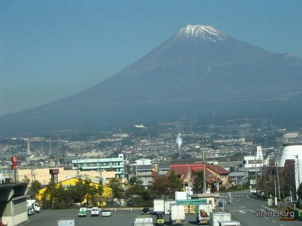 Muntele Fuji