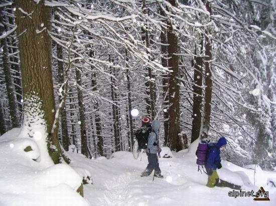 Iarna la munte 3