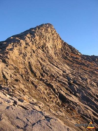 Mount Kinabalu - Low's peak