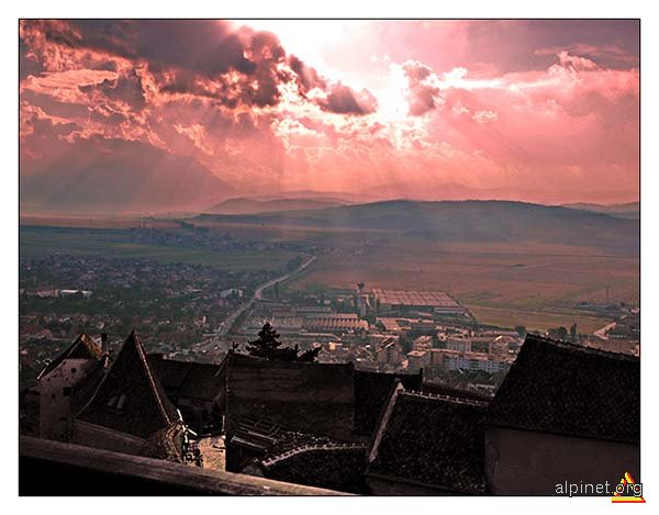 Castelul Rasnov