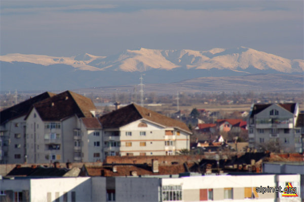 Timişoara - oraş alpin?
