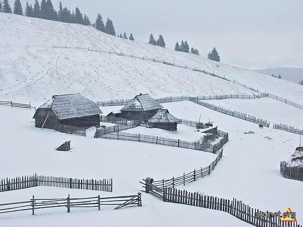 Pastorală de iarnă