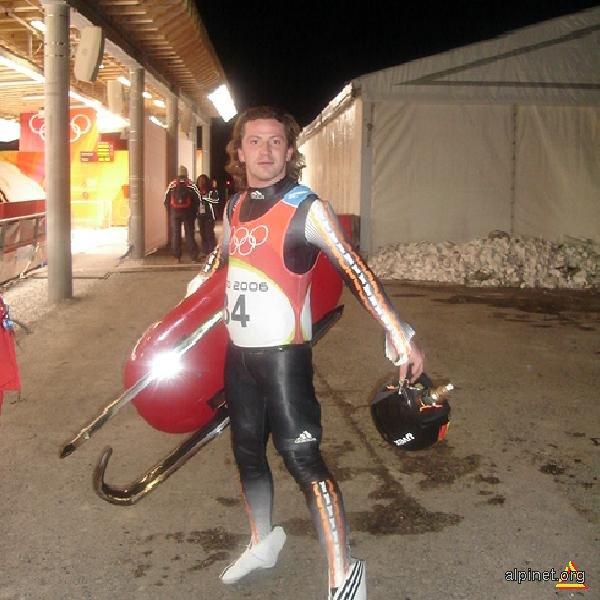 Eu la Jocurile Olimpice de la Torino