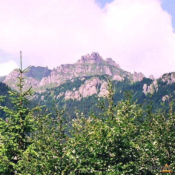 Vedere spre Ciucaş