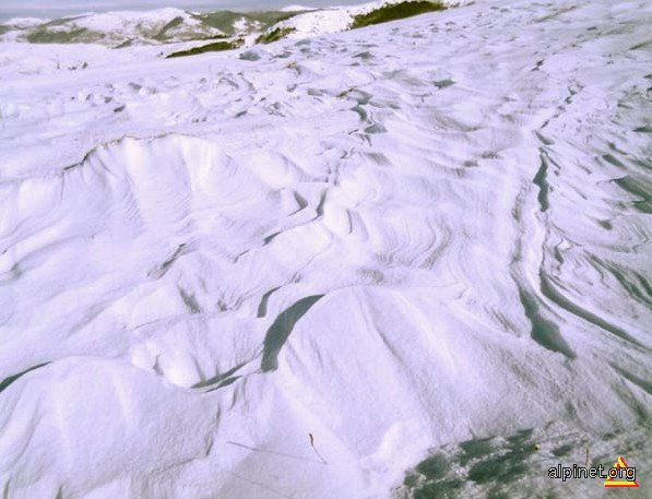 mici dune de..zapadă