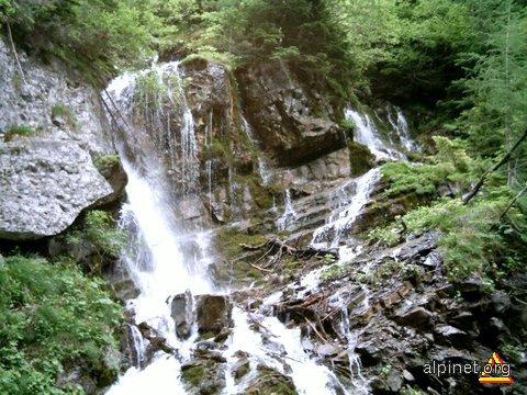 Cascada Spumoasa