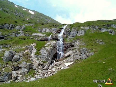 Cascada Obârşia Ialomiţei
