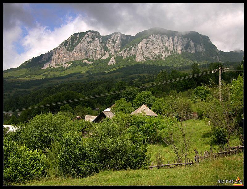 Vulcanul (1263 m)