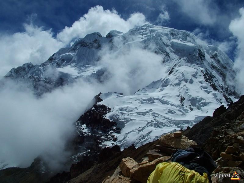 4800m pasul Salkantay