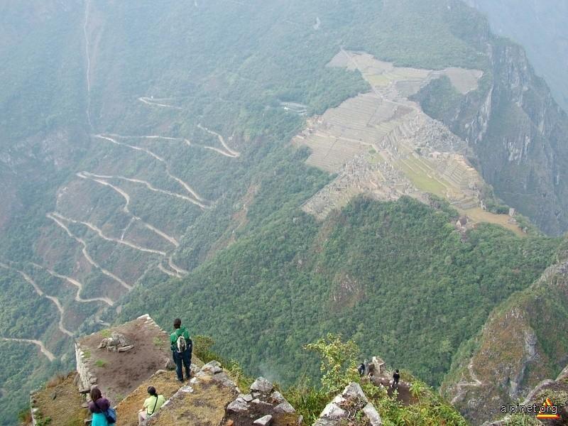 Machu Picchu si drumul Hiram Bingham