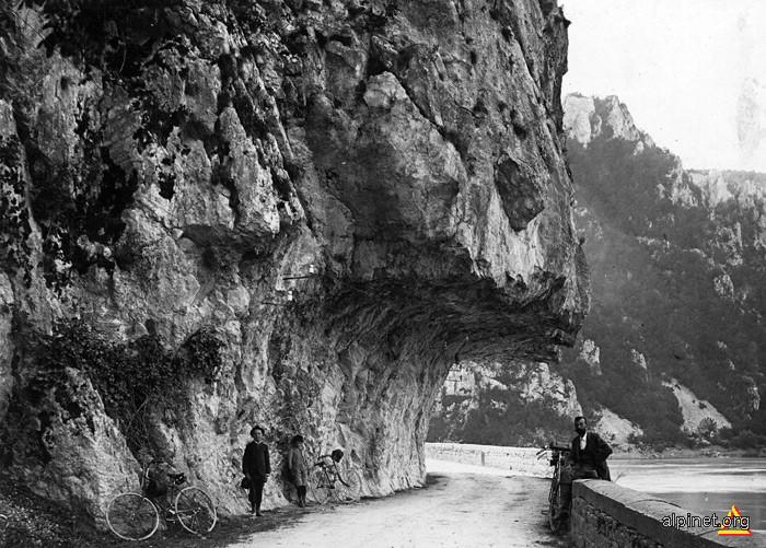 Şoseaua de pe Clisura Dunării