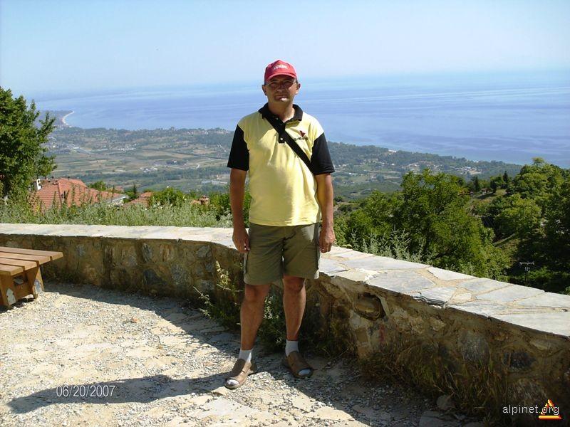 Eu in Grecia