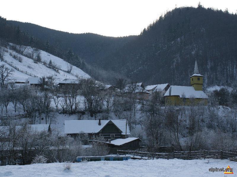 După-amiază în Valea Ierii