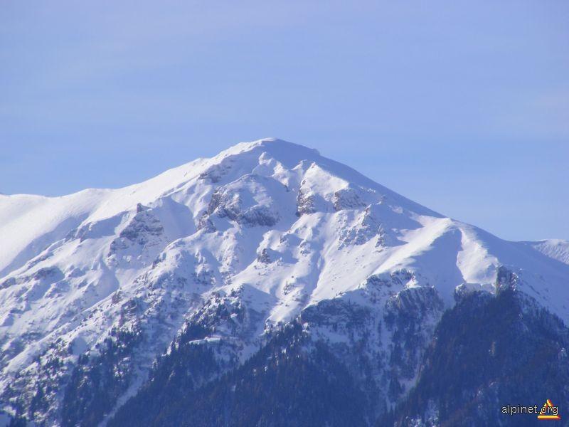 Muntii Bucegi - Vârful Ţigăneşti