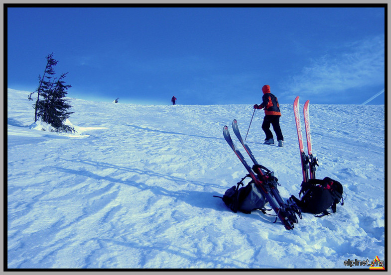 Treki-ski
