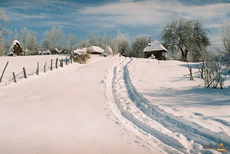 Iarna adanca